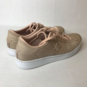 Converse sneakers size 9.5 women shoes  pink